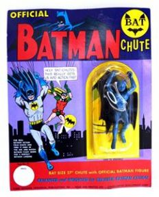 Batman 1966 Bat Chute
